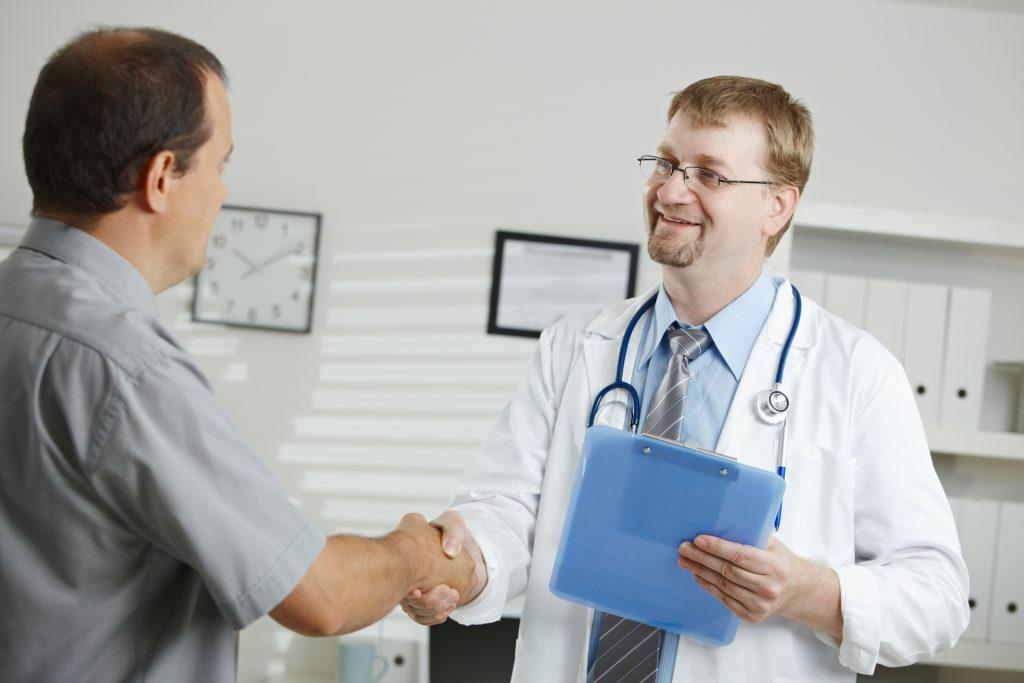ملاقات با پزشک