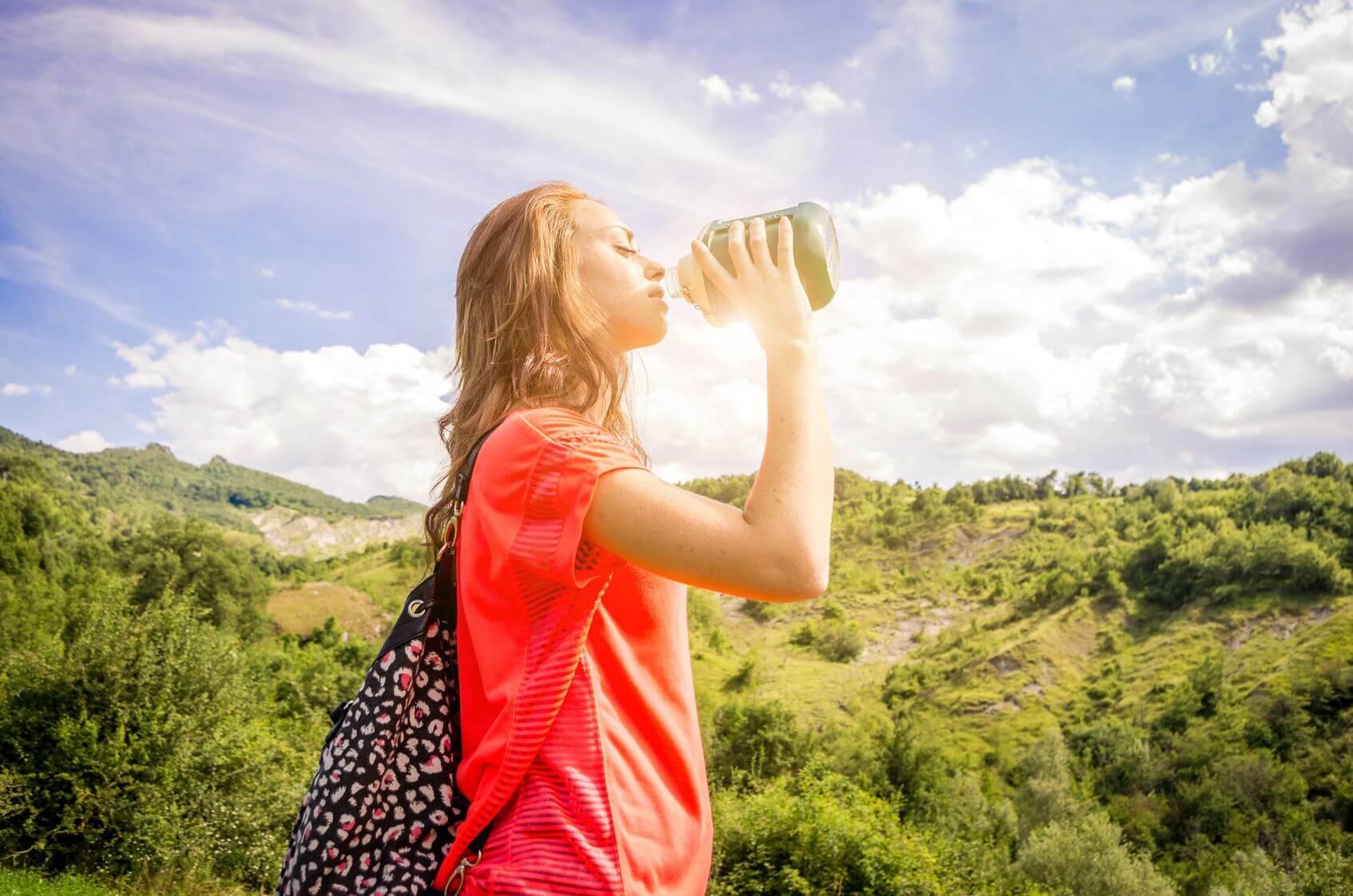 نوشیدن آب برای سنگ کلیه
