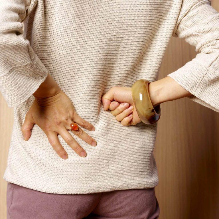 درد کلیه قبل از پریود