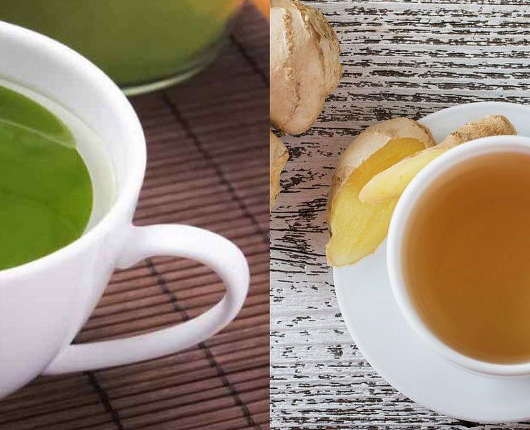 تاثیر چای سبز بر کیست کلیه